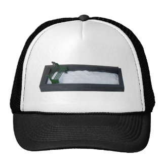 BenchInEnclosedParkOfSnow011815.png Trucker Hat