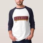 Benchwarmers t-shirt, baseball jersey tee shirt