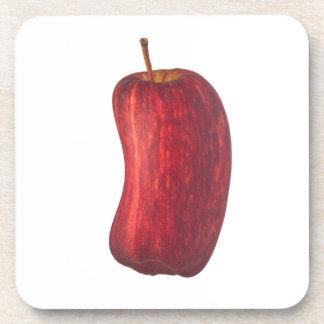 Bend apple coaster