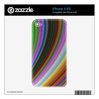 Bend Decals For The iPhone 4