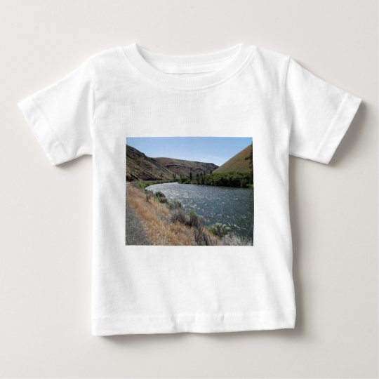 Bend in the River Baby T-Shirt