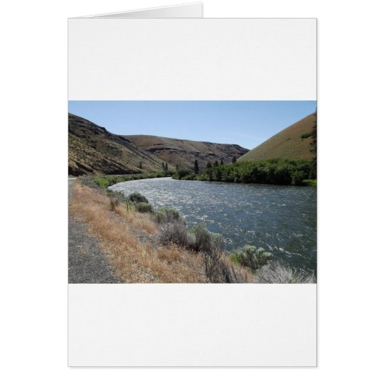 Bend in the River Card