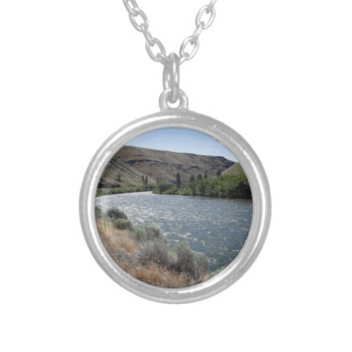 Bend in the River Necklaces
