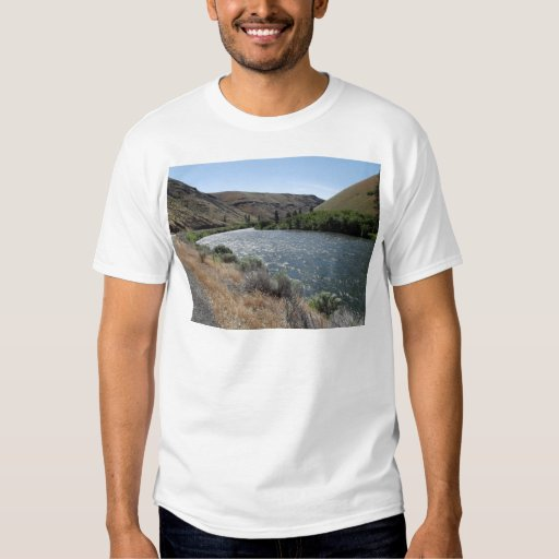 Bend in the River T Shirt