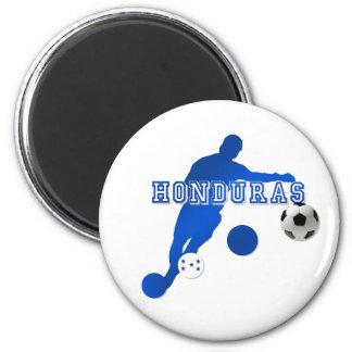 Bend it like a Honduran Honduras flag gifts Magnet