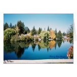 Bend, OR. - Greeting Card