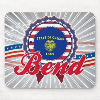 Bend, OR Mousepad