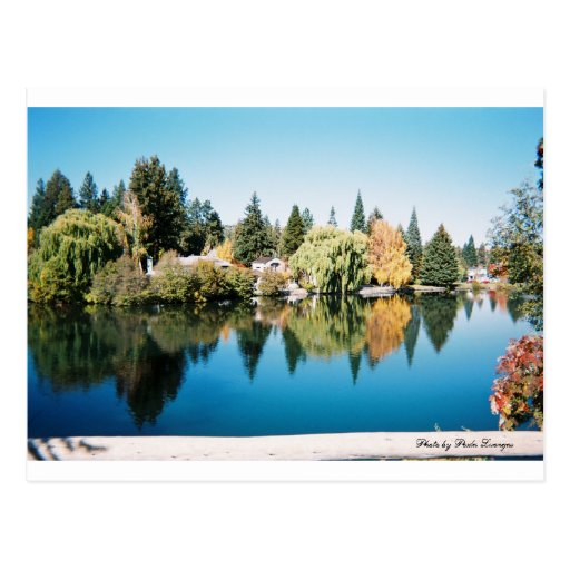 Bend, OR. - Post Card