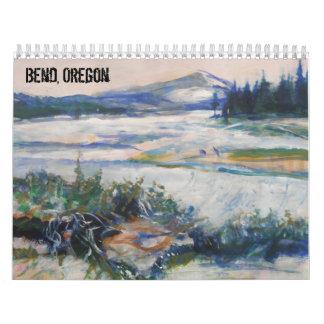 Bend, Oregon Calendar