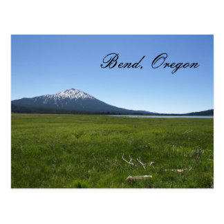 Bend, Oregon Postcard