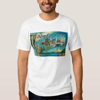 Bend, OregonLarge Letter ScenesBend, OR T-Shirt