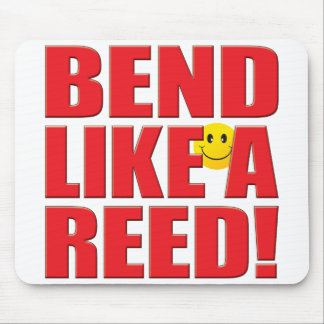 Bend Reed Life Mousepad