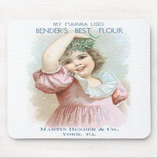 Benders Best Flour Mousepads