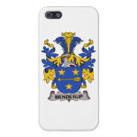 Benderup Family Crest Cases For iPhone 5