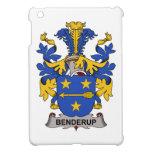 Benderup Family Crest iPad Mini Cover