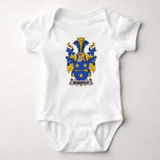 Benderup Family Crest T-shirt