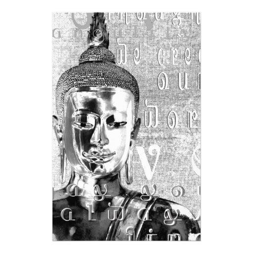 Bendición de Buda Papelería Personalizada