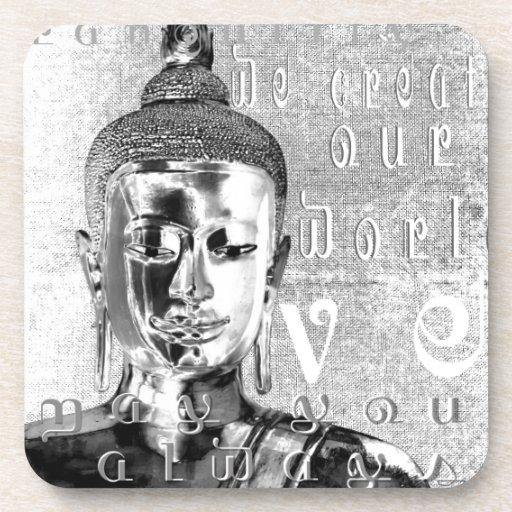 Bendición de Buda Posavasos