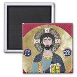 Bendición de Cristo, 10mo-11mo siglo Imanes Para Frigoríficos