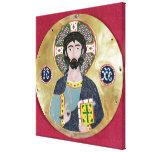 Bendición de Cristo, 10mo-11mo siglo Impresion De Lienzo