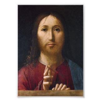 Bendición de Cristo Fotografías