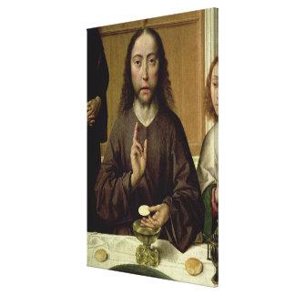 Bendición de Cristo Impresiones En Lona Estiradas