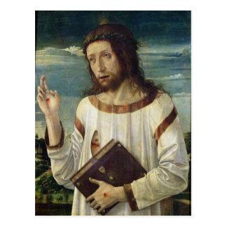Bendición de Cristo Postales