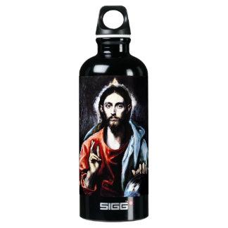 Bendición de El Greco Cristo