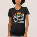 Bendición de Jah Jah Camisetas