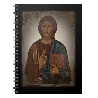 Bendición de Jesús Libro De Apuntes