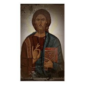 Bendición de Jesús Tarjetas De Visita