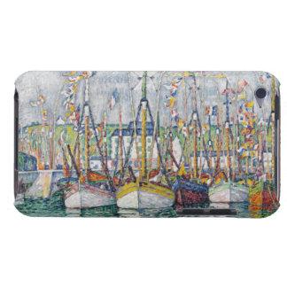 Bendición de la flota del atún en Groix, 1923 iPod Touch Case-Mate Funda