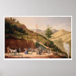 Bendición de la mina de Enrequita (0106A) Poster