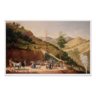Bendición de la mina de Enrequita (0106A) Póster