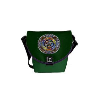 Bendición de la mini bolsa de mensajero de los ele bolsas messenger