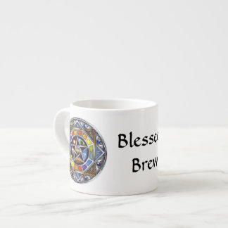 Bendición de la taza del café express de los eleme taza espresso
