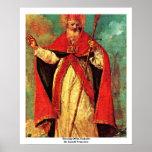 Bendición de San Nicolás de Guardi Francisco Impresiones