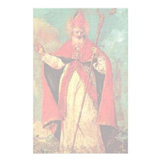Bendición de San Nicolás de Guardi Francisco Papelería Personalizada