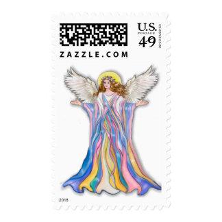 Bendición del ángel de guarda sello