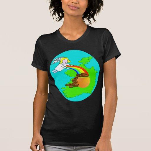 bendición en ireland.png camisetas