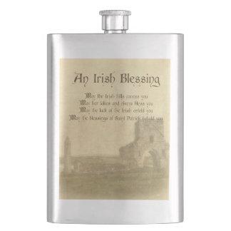 Bendición irlandesa del vintage petacas