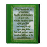 Bendición irlandesa verde