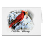 Bendiciones del navidad - tarjeta de Navidad - páj