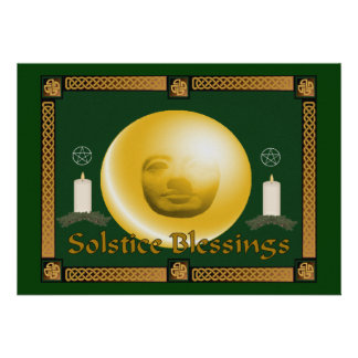 Bendiciones del solsticio comunicados
