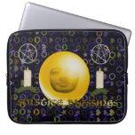 Bendiciones del solsticio mangas portátiles