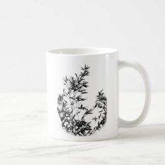 Bending Bamboo Branch Coffee Mug