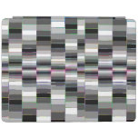 Bending Boxes Pattern iPad Cover