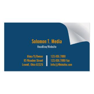 Bending Business Card