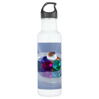 Bending Light 24oz Water Bottle
