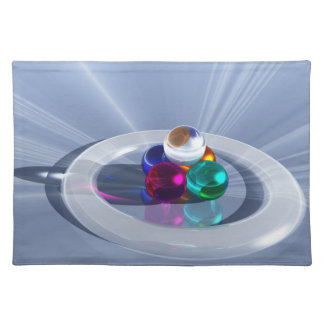 Bending Light Placemat